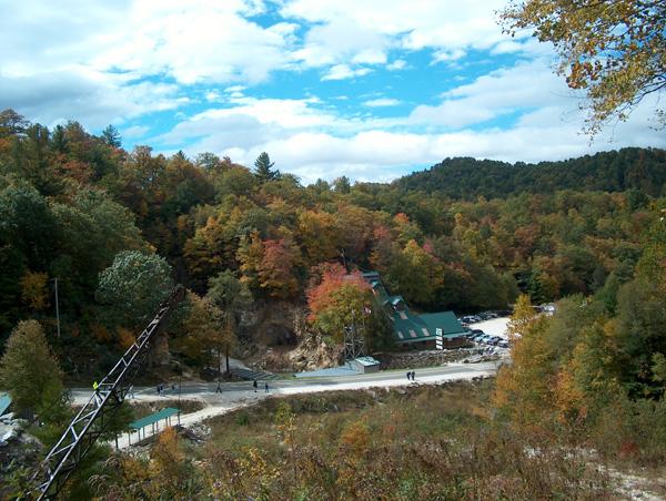 Emerald Village, Little Switzerland, NC