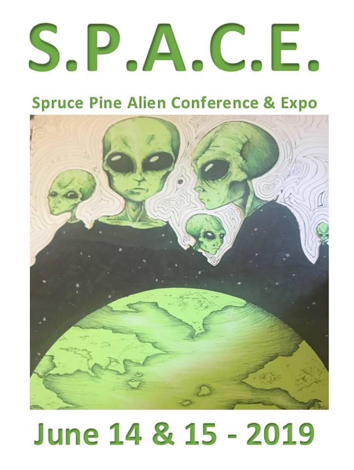 Spruce Pine Alien Conference & Expo