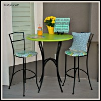 Diy Bistro Table And Chairs - Diy (Do It Your Self)