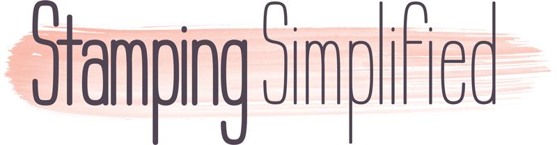Stamping Simplified Logo