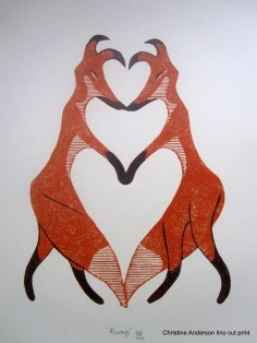 Christine Anderson - Prints and Greetings Cards