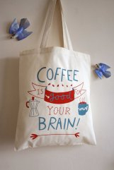 Hello Memo - Illustrated bags, cards and zines!
