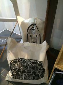 Molotov Press - Tote bags