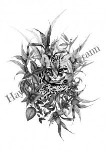 Hayley Louise Crann - Pencil Illustration Prints, Notebooks and Greetings Cards
