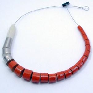 Zinc White - Upcycled Jewellery