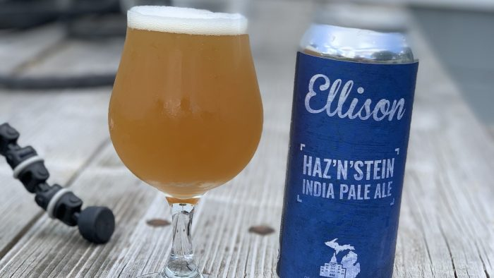 Haz'n'Stein IPA from Ellison