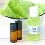How To Make A Natural Kid Friendly Gel Hand Sanitizer Recipeimage3