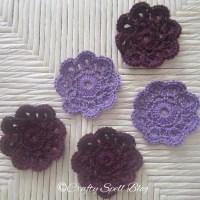 Easy knitted potholder Crafty Spell