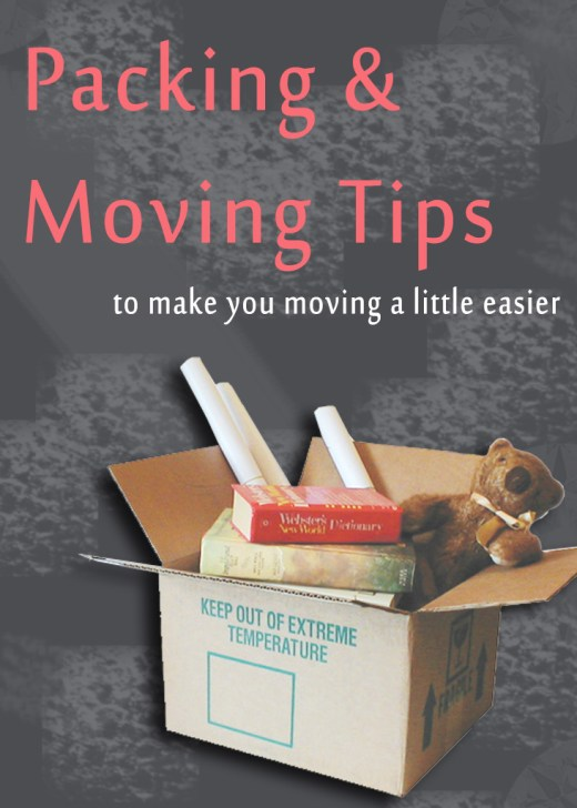 Packing and Moving Tips 12