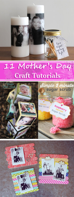 Crafts for Mother's Day 5