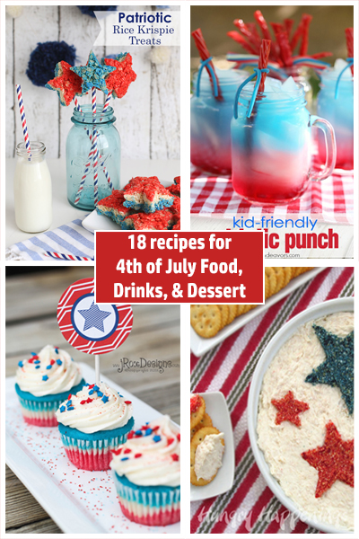 4th of July Food 2