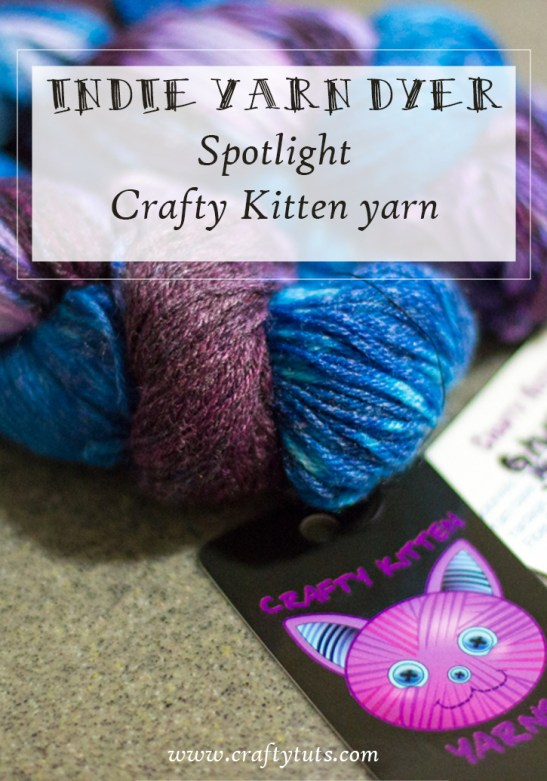 craftykitten - Indie yarn dyer. Indie Yarn Dyer Spotlight. Get to know a little more about the Indie Yarn Dyer of Crafty Kitten Yarns and her hand-dyed yarns.