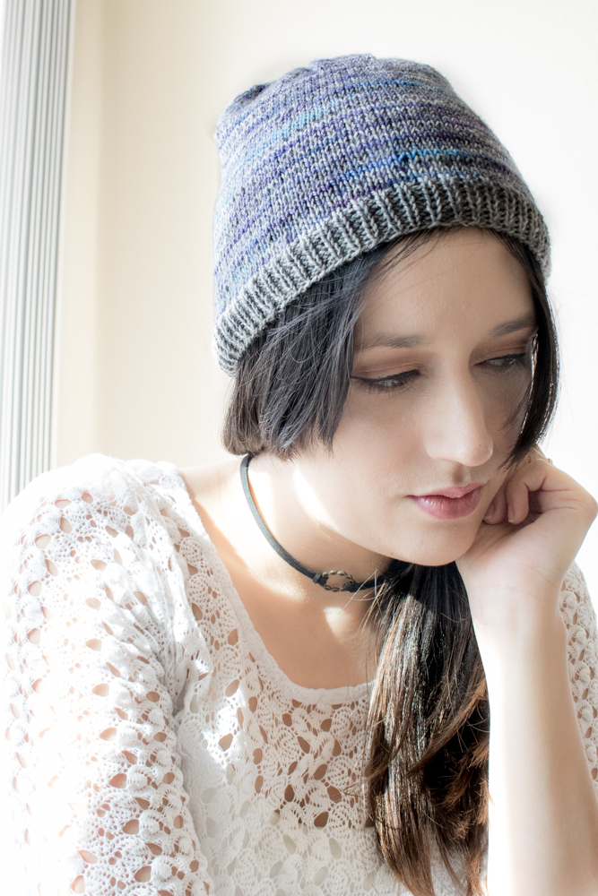 Fair Isle Is The New Black - Hat Pattern 1