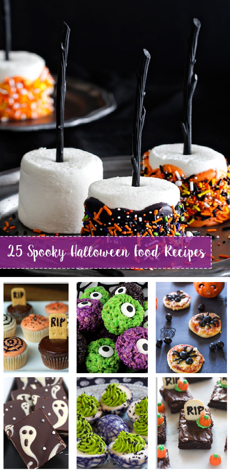 25 Spooky Halloween Food Recipes 20