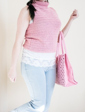 Basic Crochet Top Tutorial 13