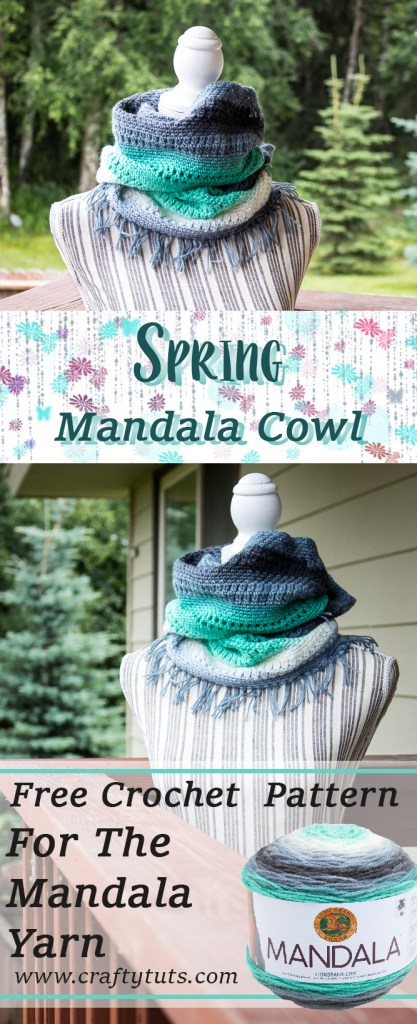 Free Crochet Patterns For the Mandala Yarn 2