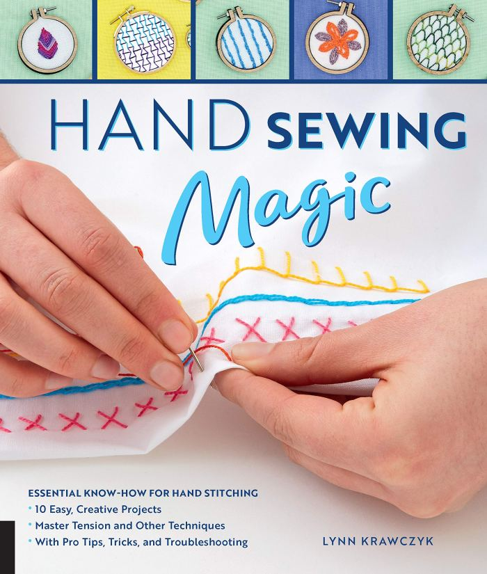 Hand Sewing Magic Book Review 1