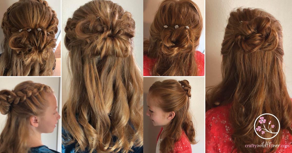 Tangled Thursday - Hairdos & More