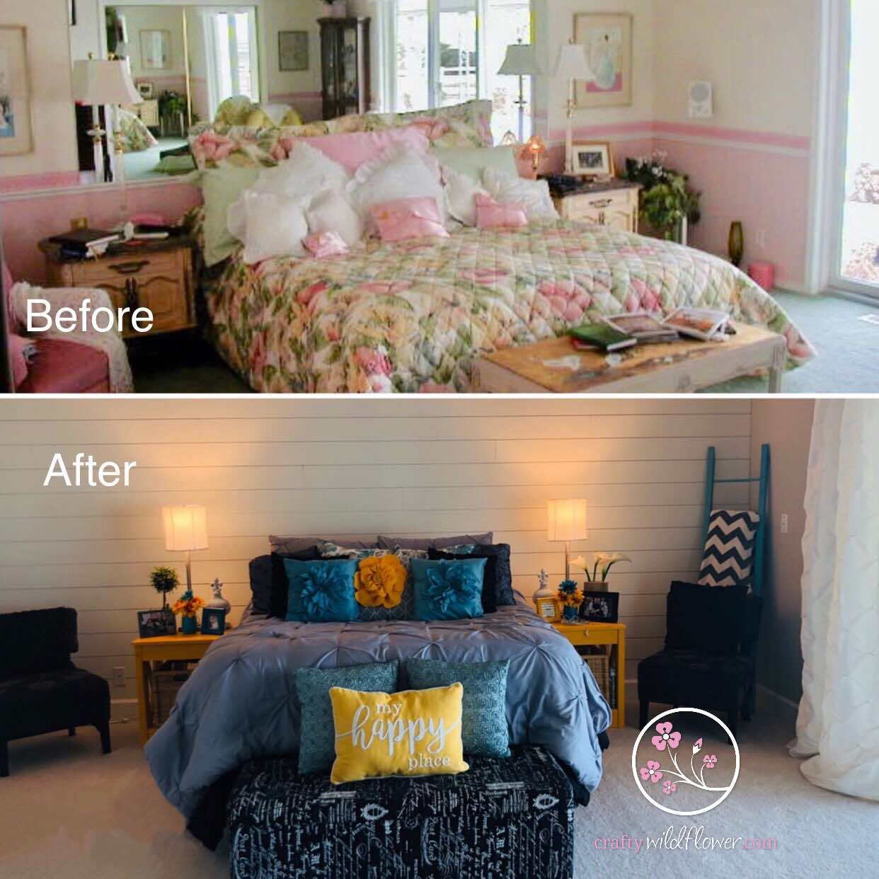 Master Bedroom Makeover Monday