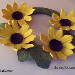 How to do Breadcraft Sunflowers
