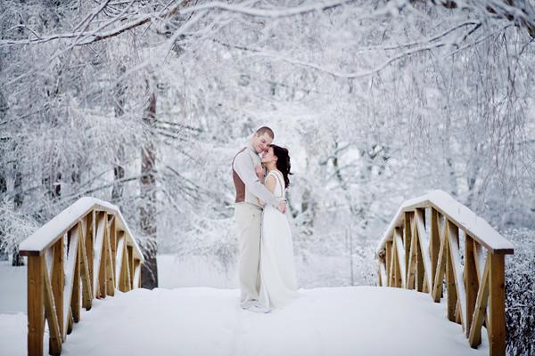 Winter Wonderland Wedding: Planning Tips & Ideas