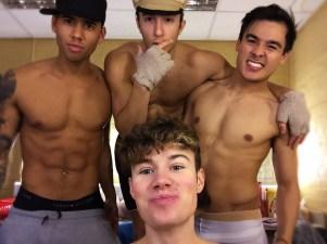 Boys of Panto
