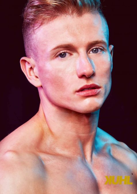 Kevin Mcaulay by José Pope for Craig Andrew James