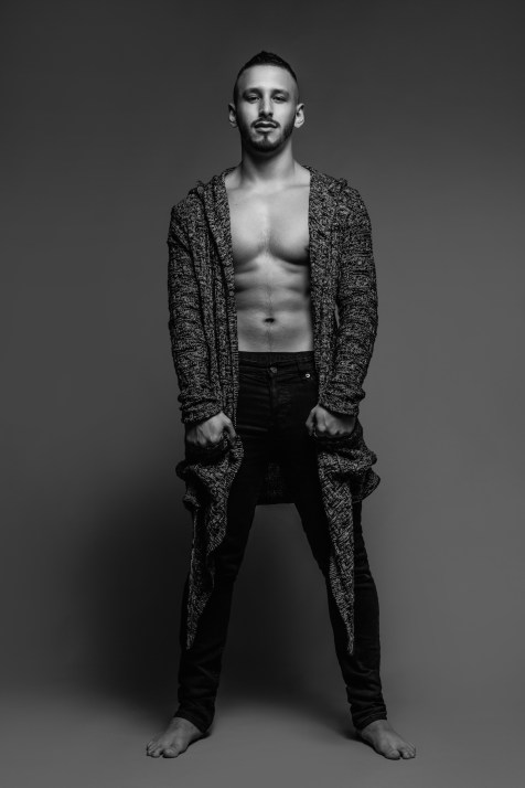 Michael Stein by Louise Flores for Craig Andrew James