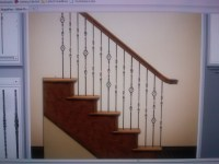 Stair designs by Utah carpenter   Utah Carpentry and Home ...