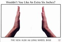 Audi - 6 inches