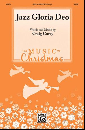 Jazz Gloria Deo cover