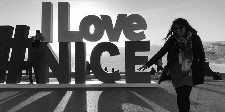 Kickin' it in Nice