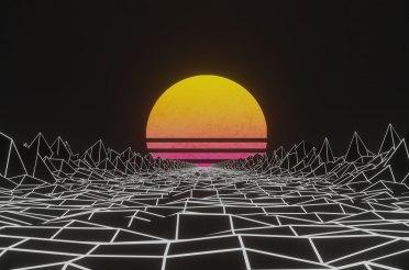 FUTURE NOIR // the NEON SUN MIX is here