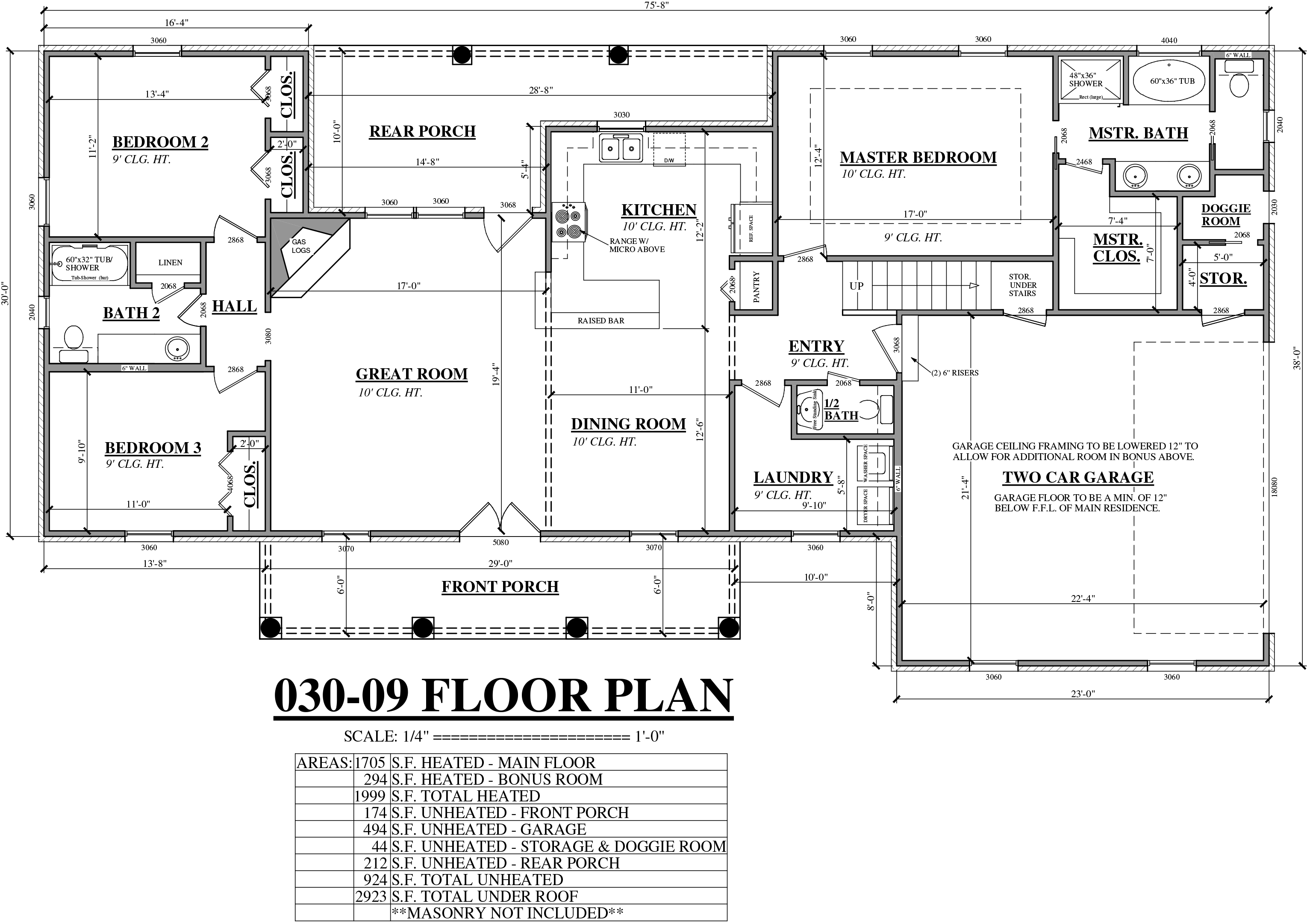 Bellepointe House Plans