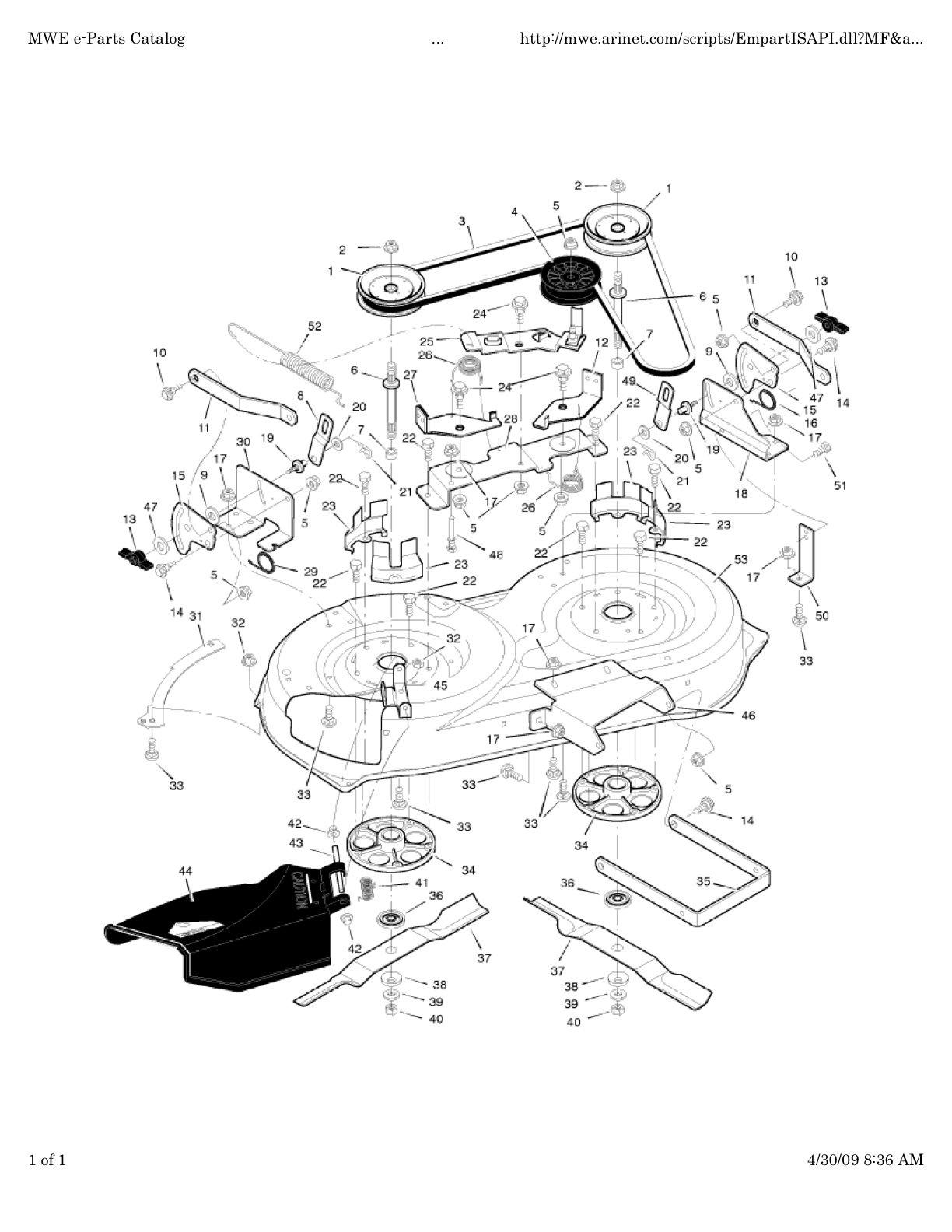 Murray 12 hp 40 manual