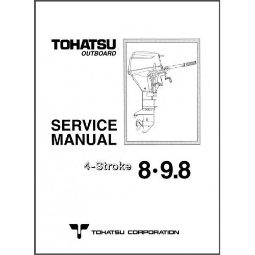 Tohatsu 8 hp service manual