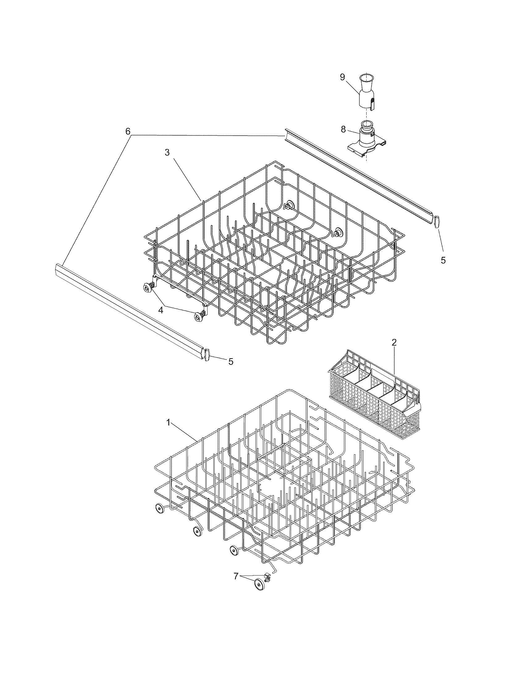 Frigidaire dishwasher manual model fdb510lcs3