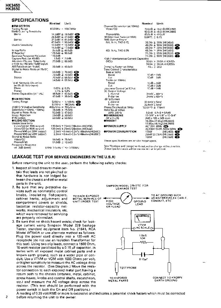 Harman kardon hk350i manual free pdf download