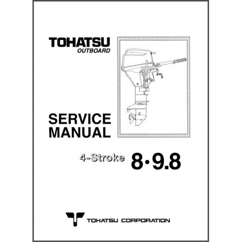Tohatsu 8 hp service manual