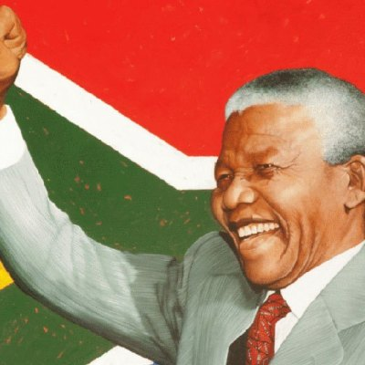 Are leaders born Craig Johns Nelson Mandela