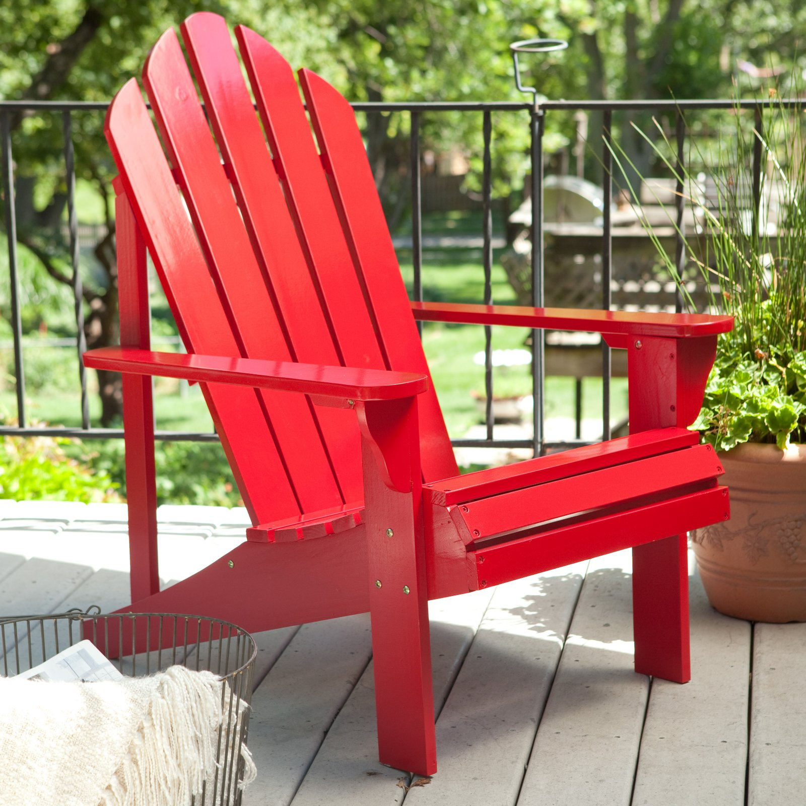 Red Adirondack Chairs Red Adirondack Dragonfly Eco Services