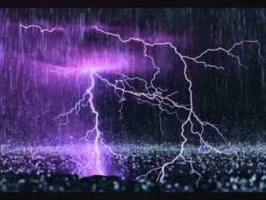 lightening-and-rain