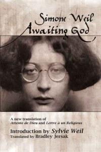 book cover: Awaiting God
