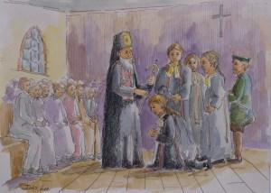 Gerasimos Avlonites Ordains John Wesley to the Episcopate