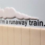 Runaway Train (detail)