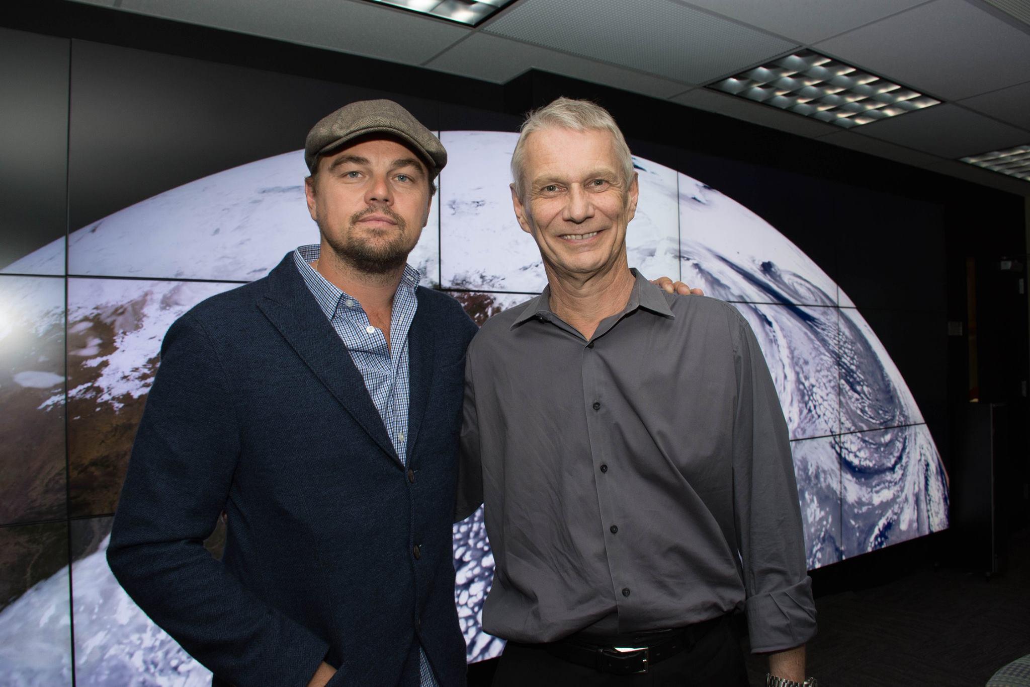 Share Leonardo DiCaprio's Jetset Climate Burden