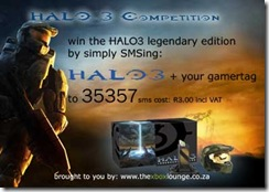 TXL Halo 3 competition