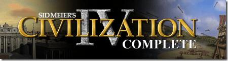 Sid Meier's Civilization IV Complete