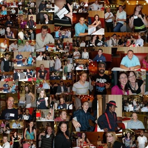 27dinner November 2008 27-31 Jozi
