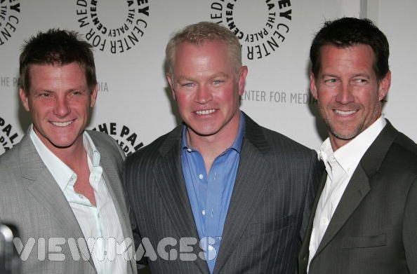 The Men of Desperate Housewives: Doug Savant (Tom), Neal McDonough (Dave), James Denton (Mike)